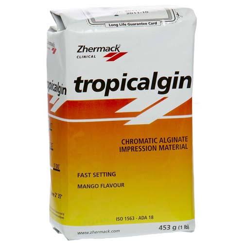 изображение Тропикалгин, альгинатная слепочная масса (453гр) (Tropicalgin), Zhermack