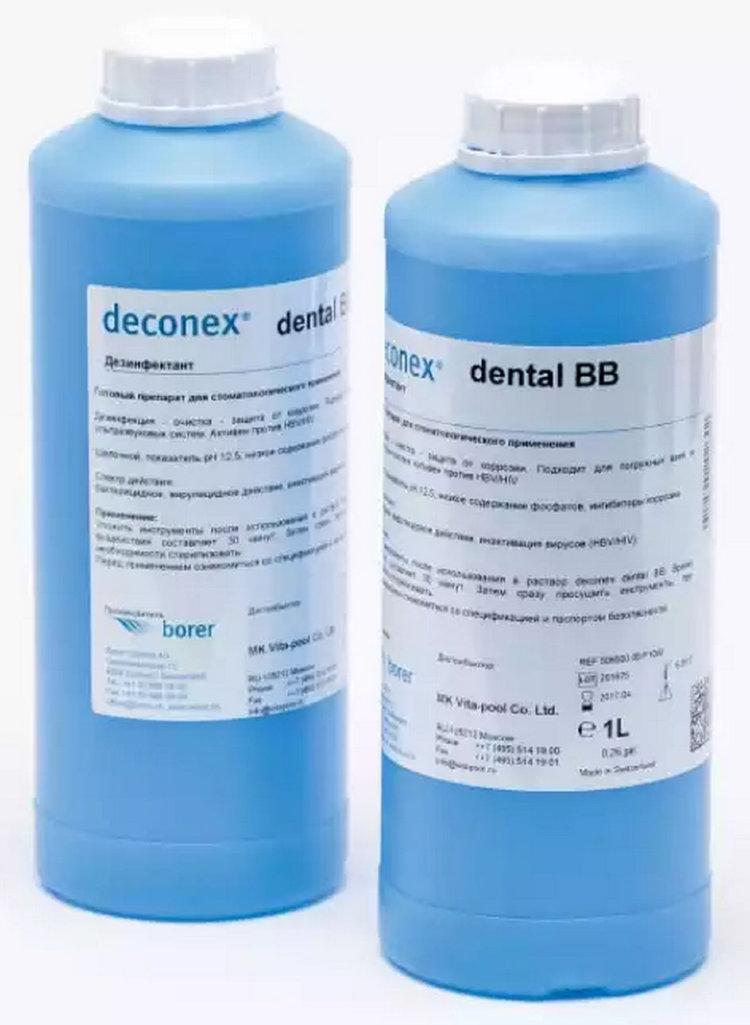 изображение Деконекс ББ (1л) (Deconex BB), Borer Chemie AG