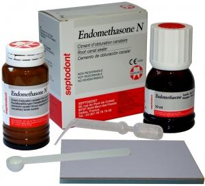 изображение Эндометазон (Endomethasone) набор (14г+10мл), СЕПТОДОНТ