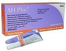 AH Plus – двухкомпонентная паста для пломбирования корневых каналов зубов.