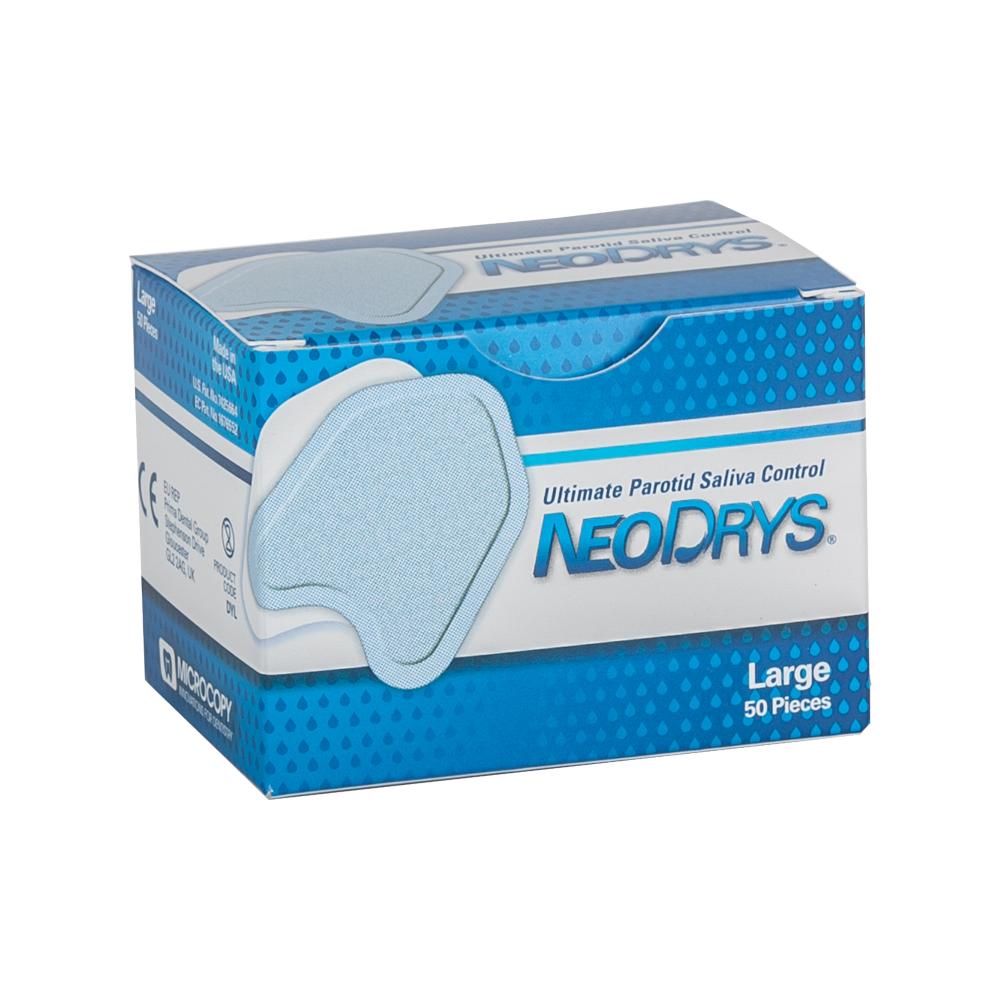 """изображение Прокладки абсорбирующие """"Neo Drys"""" Large"""