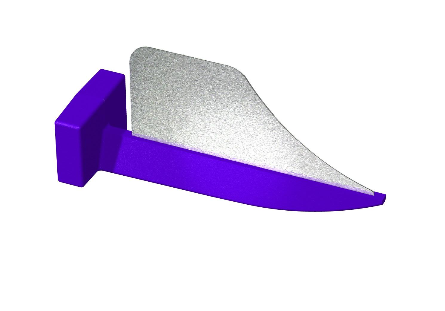 изображение FenderWedge X-Small Violet