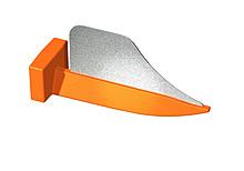 FenderWedge Small Orange