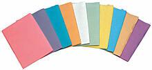 Салфетки голубые для пациентов Proback 1-слойные (500 шт.)