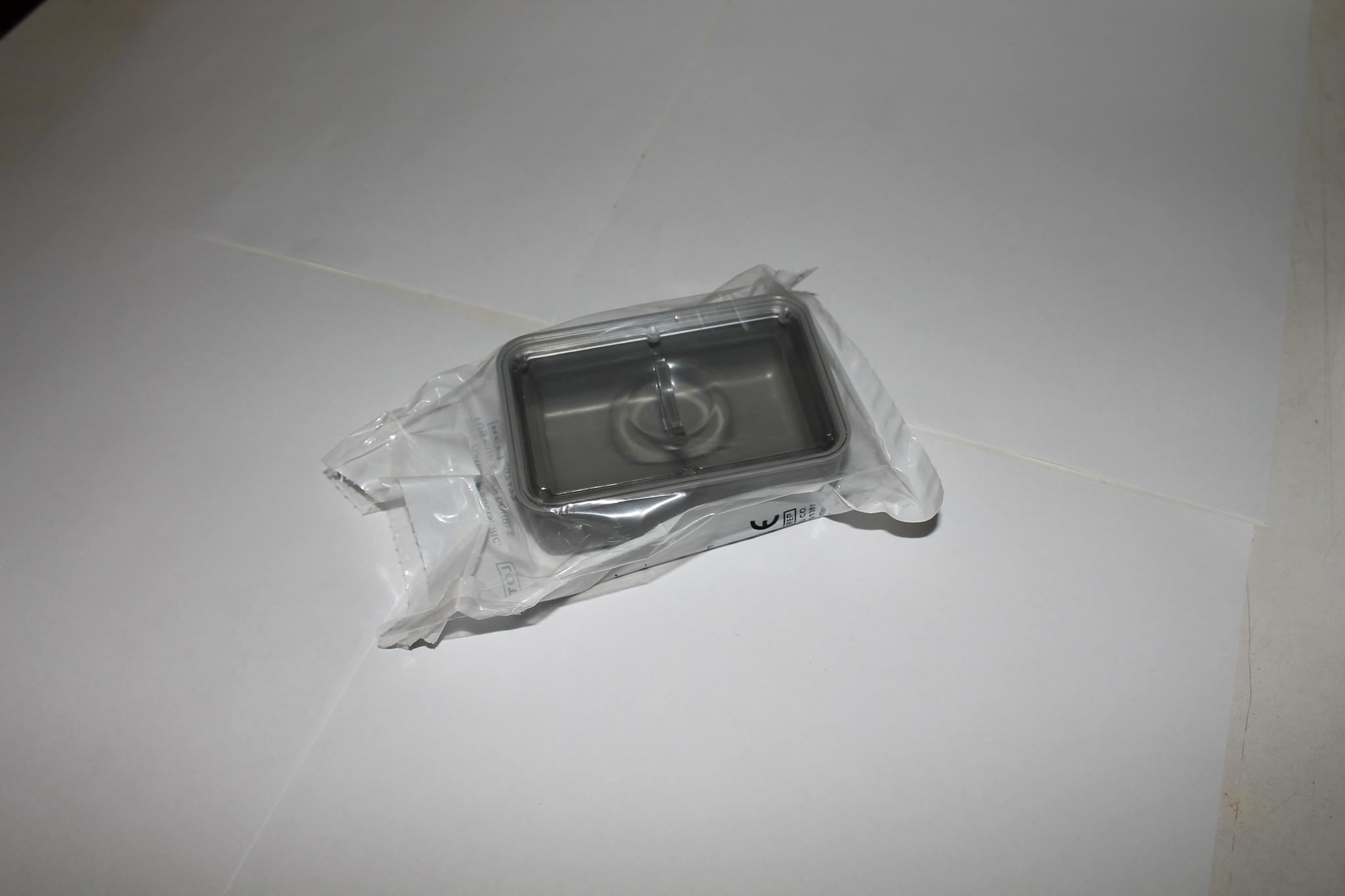 изображение Коробка маленькая серая ZIRC