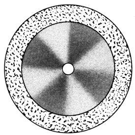 изображение Диски алмазные «SUPER-FLEX» DISC S 913/220 (0,12 mm) низ.край