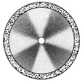 изображение Диски алмазные «FLEX» DISC F 910/220 (0,30 mm) двухст.край
