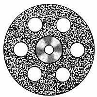Диски алмазные «Standart» DISC 918/190 (200) (0,40 mm) верх.полный.отверстия