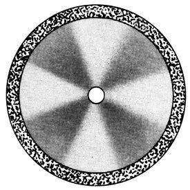 изображение Диски алмазные «Standart» DISC 910/220 (0,55 mm) двухст.край