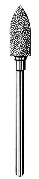 изображение Лабораторные алмазные инструменты SS WHITE серии LAB 78/1065 Группа I. Крупная крошка