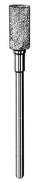 изображение Лабораторные алмазные инструменты SS WHITE серии LAB 49/1065 Группа I. Крупная крошка