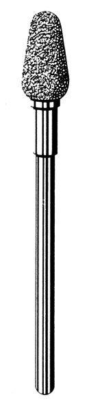 изображение Лабораторные алмазные инструменты SS WHITE серии LAB 75/4060 Группа II. Средняя крошка