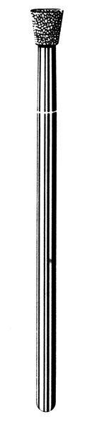 Лабораторные алмазные инструменты SS WHITE серии LAB 42/4040 Группа III. Средняя крошка