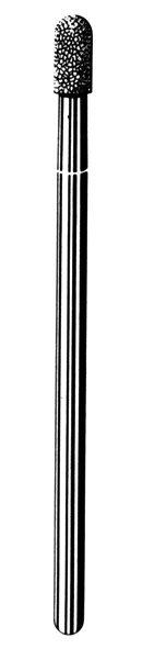 Лабораторные алмазные инструменты SS WHITE серии LAB 211/4030 Группа III. Средняя крошка
