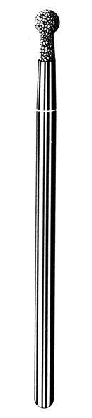 Лабораторные алмазные инструменты SS WHITE серии LAB 72/4030 Группа III. Средняя крошка