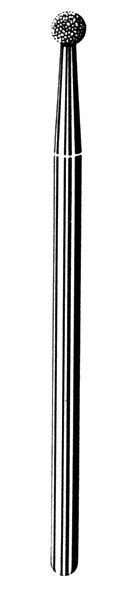 Лабораторные алмазные инструменты SS WHITE серии LAB 71/4030 Группа III. Средняя крошка
