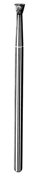 Лабораторные алмазные инструменты SS WHITE серии LAB 42/4030 Группа III. Средняя крошка