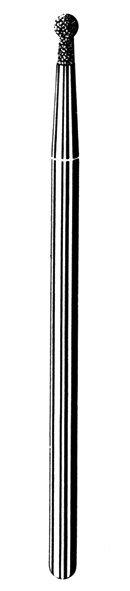 Лабораторные алмазные инструменты SS WHITE серии LAB 72/4020 Группа III. Средняя крошка