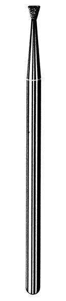 изображение Лабораторные алмазные инструменты SS WHITE серии LAB 42/4020 Группа III. Средняя крошка