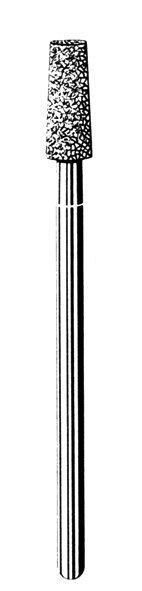 Лабораторные алмазные инструменты SS WHITE серии LAB 548/040 Группа IV. Мелкая крошка
