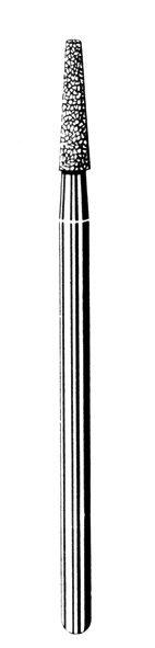 Лабораторные алмазные инструменты SS WHITE серии LAB 548/023 Группа IV. Мелкая крошка