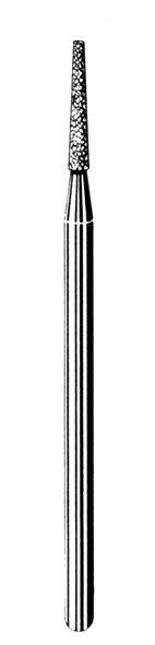 Лабораторные алмазные инструменты SS WHITE серии LAB 548/016 Группа IV. Мелкая крошка