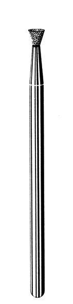 Лабораторные алмазные инструменты SS WHITE серии LAB 505/027 Группа IV. Мелкая крошка