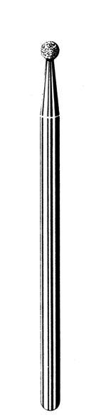 Лабораторные алмазные инструменты SS WHITE серии LAB 501/023 Группа IV. Мелкая крошка