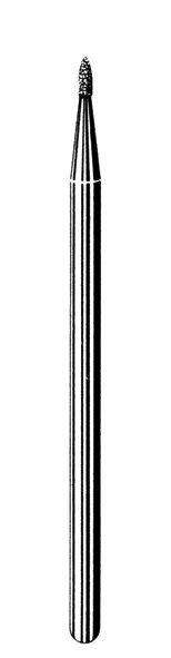 изображение Лабораторные алмазные инструменты SS WHITE серии LAB 560/010 Группа IV. Мелкая крошка