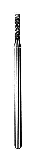 Лабораторные алмазные инструменты SS WHITE серии LAB 537/016 Группа IV. Мелкая крошка