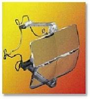 Линзы из пластмасс на клипсе (Standart 714)