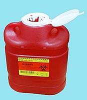 Контейнер для утилизации пластиковый Min