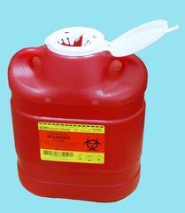 изображение Контейнер для утилизации пластиковый Min