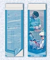 Пакеты для стерилизации самозапечатывающиеся (advantage) (13x25) CROSSTEX