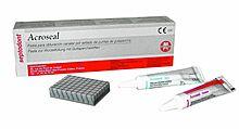 Acroseal - паста для пломбирования каналов