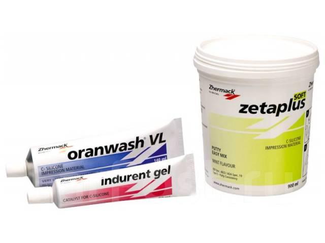 изображение Zetaplus Soft 900мл+Oranwash VL 140мл+ Indurent gel 60мл