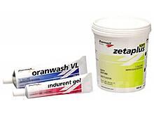 Zetaplus Soft 900мл+Oranwash VL 140мл+ Indurent gel 60мл