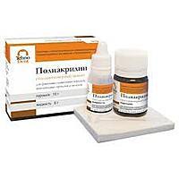 Полиакрилин СИЦ для фиксации уп 10 г+ 8 мл