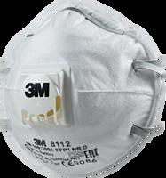 Респиратор 3М™ 8112 1-я степень защиты FFP1