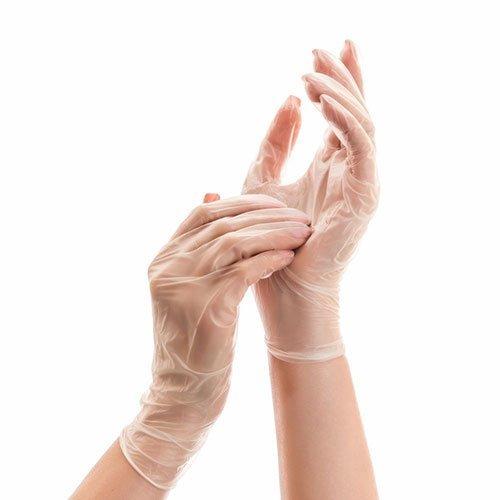 Набор перчаток латексных 5 пар