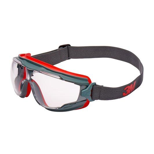 изображение Очки Защитные Закрытые из поликарбоната 3M™ GG501, с усиленным покрытием Scotchgard™ против запотевания и царапин, с непрямой вентиляцией, цвет линз прозрачный