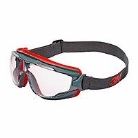 Очки Защитные Закрытые из поликарбоната 3M™ GG501, с усиленным покрытием Scotchgard™ против запотевания и царапин, с непрямой вентиляцией, цвет линз прозрачный