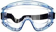 Защитные герметичные очки PANORAMA super