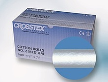 Валики ватные стоматологические Cotton rolls (2000 шт.)