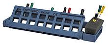 Подставка фиолетовый для инструментов Endo stand guard